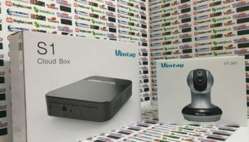 Hướng dẫn lắp đặt camera an ninh IP kết hợp với Cloud Box S1 Vimtag®