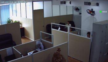 Dự án camera Vimtag CP2 – Giám sát văn phòng công ty – 27 Trần Duy Hưng