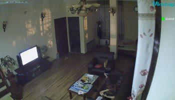 Dự án lắp 2 camera Vimtag CP2 + B1C – Nhà chú Khánh – Hai bà Trưng